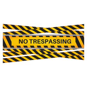 trespassing charges in orange county