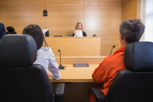 if accused of a crime, you need a lawyer